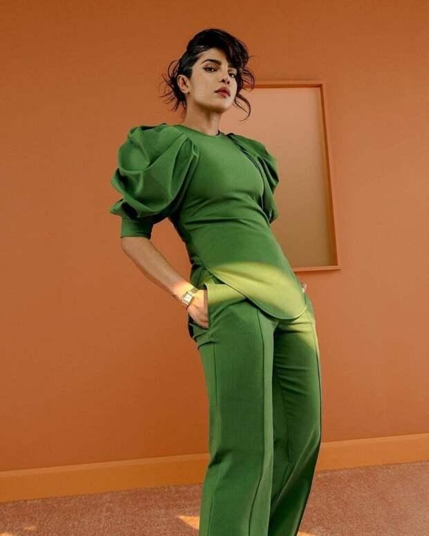Приянка Чопра: каким приемам сдержанной, но яркой элегантности можно поучиться у экзотической красавицы