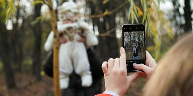 Парк «Кузьминки-Люблино» вышел в лидеры по числу именных деревьев