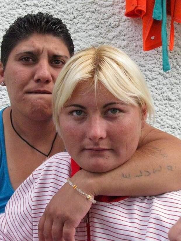 Фотографии из женской тюрьмы (65 фото)