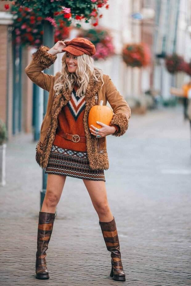 Осенний бохо-шик. Какие вещи соответствуют концепции стиля