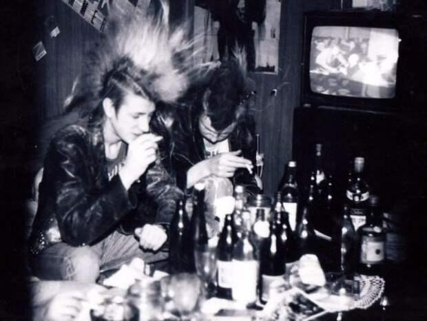 70 искренних фотографий эстонской панк-культуры 1980-х годов 29