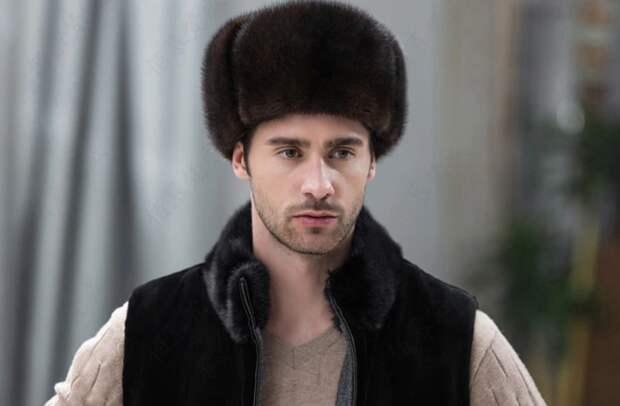Какая зимняя шапка выдаст возраст мужчины и испортит все впечатление