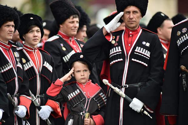 Почему кубанские казаки – не украинцы