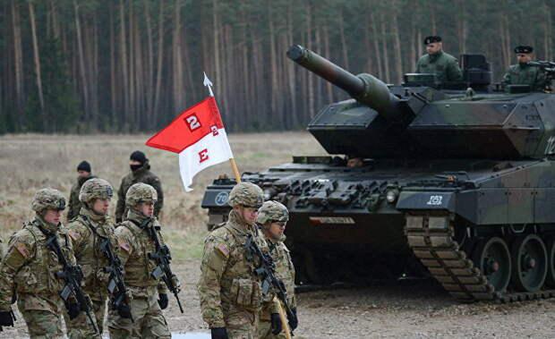 Newsweek Polska (Польша): польская армия сильнее всех в регионе? Из-за политики польских властей она может быстро потерпеть поражение