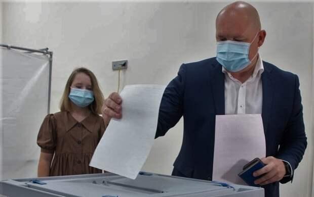 Севастопольских застройщиков благодарят за поддержку на выборах губернатора