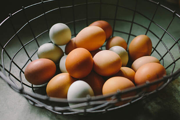 Украине перестало хватать яиц