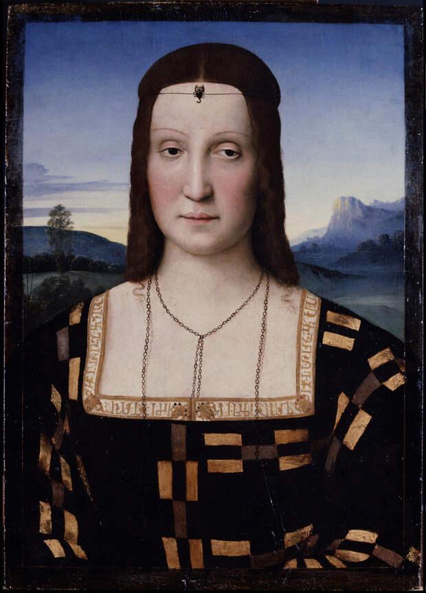 Дамы в черном на полотнах старых европейских мастеров разных эпох