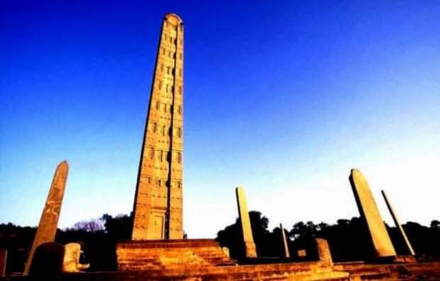 Стелы Аксума: почему секреты древних монолитных обелисков не смогли разгадать