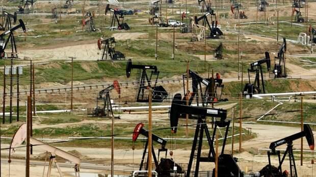 США увеличивают добычу сланцевой нефти