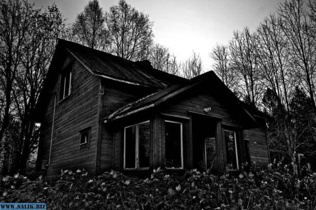 Дух старого дома