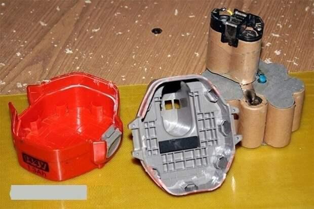 Замена и ремонт аккумуляторов для инструмента