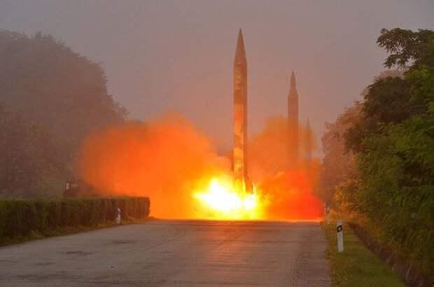Мировой скандал: Украина призналась в поставке ядерных ракет КНДР?