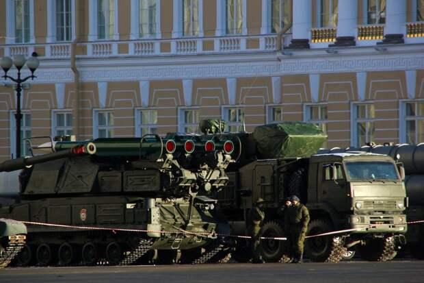 Российская армия признана одной из самых мощных в мире