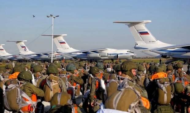 Сигнал Кремля: Российские военные внимательно наблюдают за ситуацией в Кара