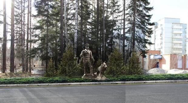 Памятник пограничникам установят в Усть-Илимске