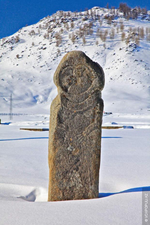 В поисках каменных воинов: фото №0017