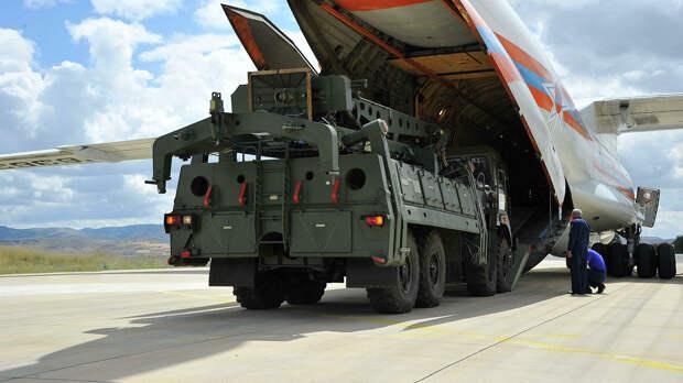 Турция осудила введение США санкций из-за покупки российских С-400