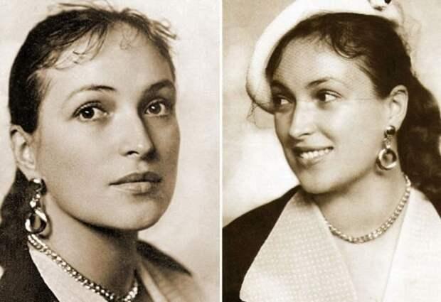 Аристократка из народа: звезда «Кубанских казаков» и «Цыгана» Клара Лучко