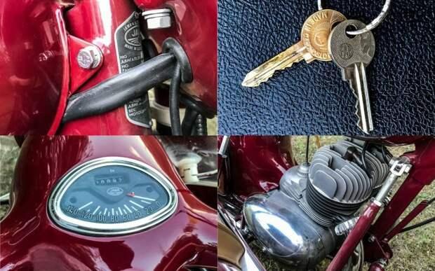 Помните, эти ключики FAB с собачкой? авто, мото, мотоцикл, мотоцикл Ява, олдтаймер, ретро техника, ява