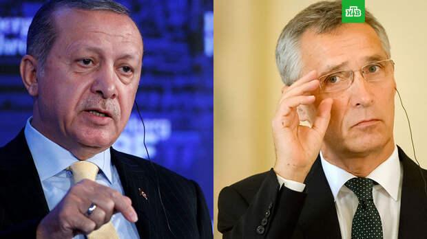 Генсек НАТО отреагировал на отказ Турции защищать Польшу и Прибалтику от России
