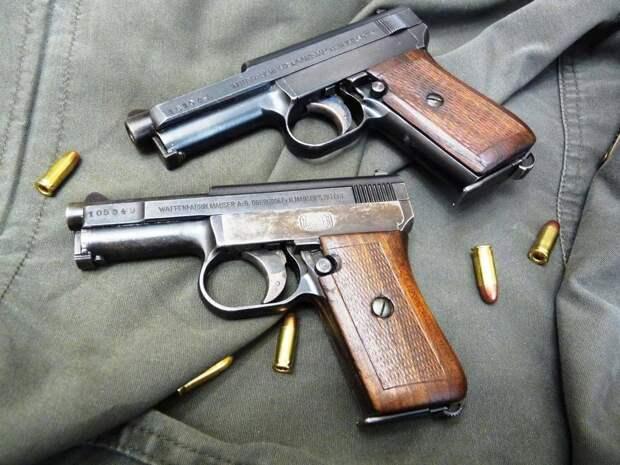 Личное оружие НКВД: пистолеты, которые выдавали только «своим»