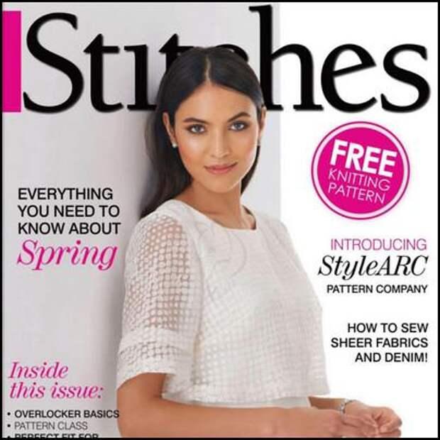 Stitches №3, весна 2020