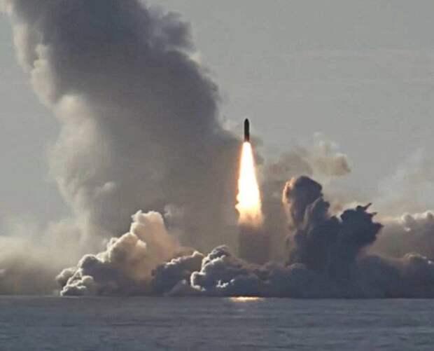 СМИ Китая назвали новое российское оружие «страшнее ядерной бомбы»