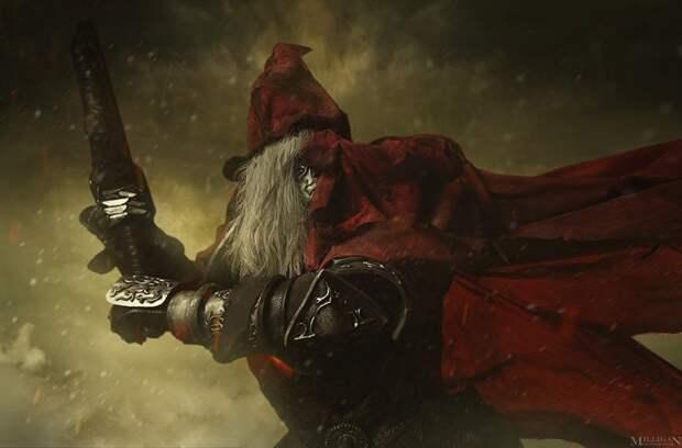 Пятничный коспей: The Witcher, Diablo II, Dark Souls III