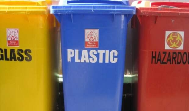 В РЭО сформировали федеральную схему обращения с мусором