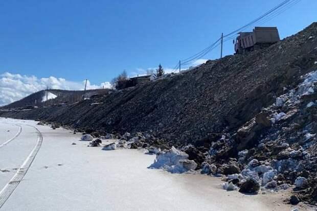 Власти Якутска направили на берегоукрепление 25 млн  рублей