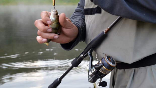 Для рыбаков в области составили 100 маршрутов, проходящих около рек