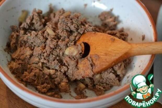 Фаршированное мясо Древорубач Сухари панировочные