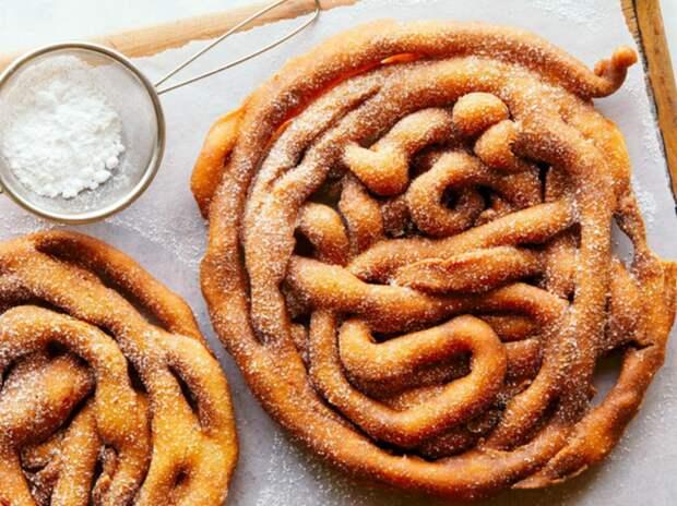 ОДЕССКИЕ ЗЮКИ — оригинальные пончики