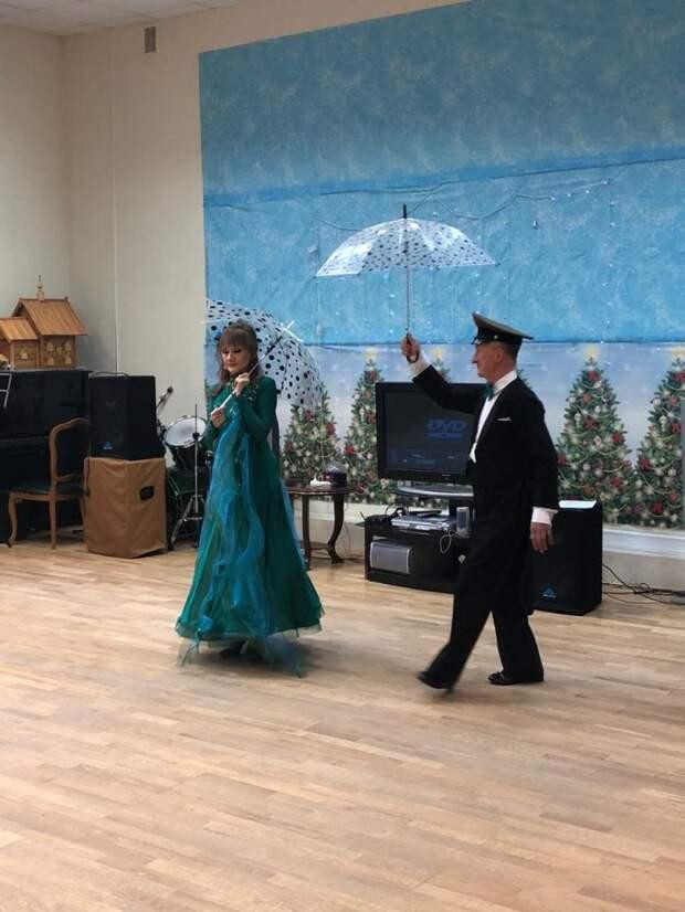 Жительница Алтуфьева организовала кружок танца и передаёт свое мастерство другим