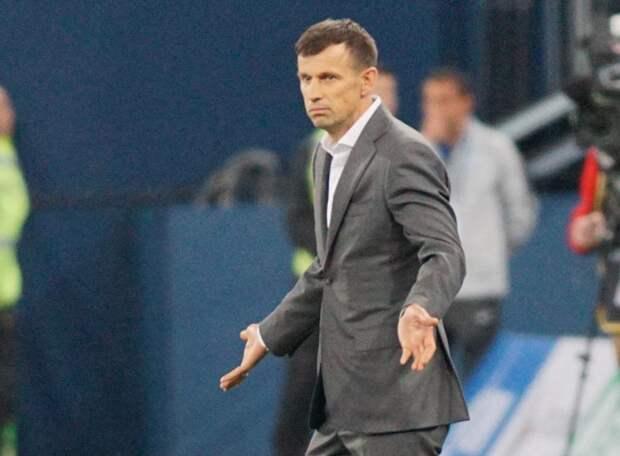 Семак объяснил, почему «Зенит» не побеждает в  Лиге чемпионов