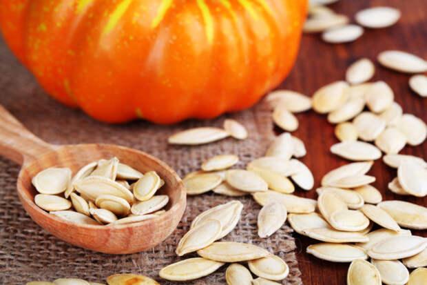 Как есть семена тыквы, чтобы избавиться от глистов, холестерина, диабета, запоров и не только
