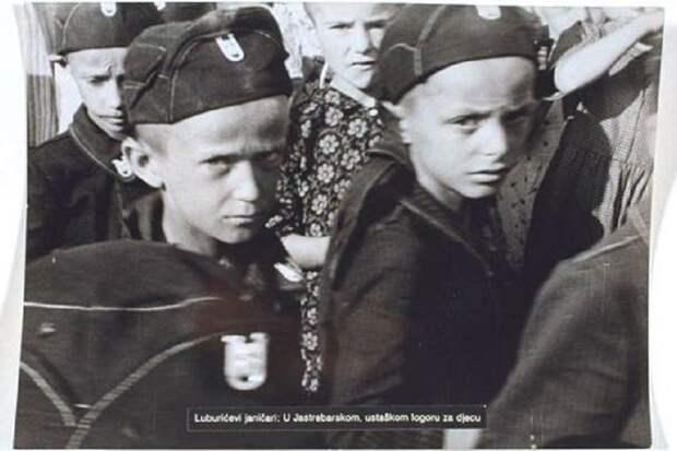 Надзирателей детского концлагеря назвали «жертвами партизан» – Хорватия