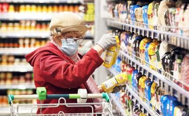 Правительство отказалось сдерживать цены на еду