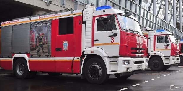 В подъезде дома на улице Полины Осипенко потушили пожар в мусоропроводе