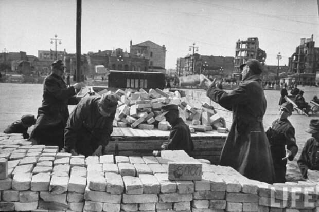 Какой ущерб возместила Германия СССР и другим странам после Второй мировой