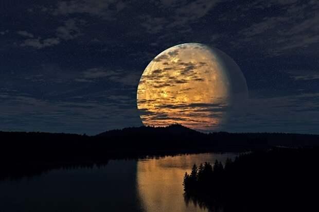 Какие загадки таит в себе Луна?
