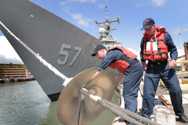 Меры для подлодок мало чем отличаются от корабельных. /Фото: hammockforums.net.