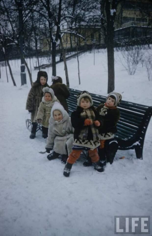 Возможно, у вас есть такие же фото, как у этих 8 советских детей