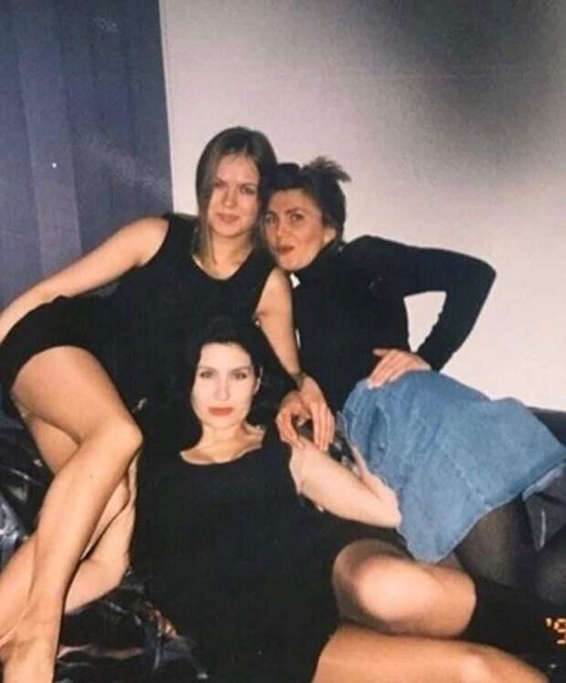 Красотки начала 2000-х