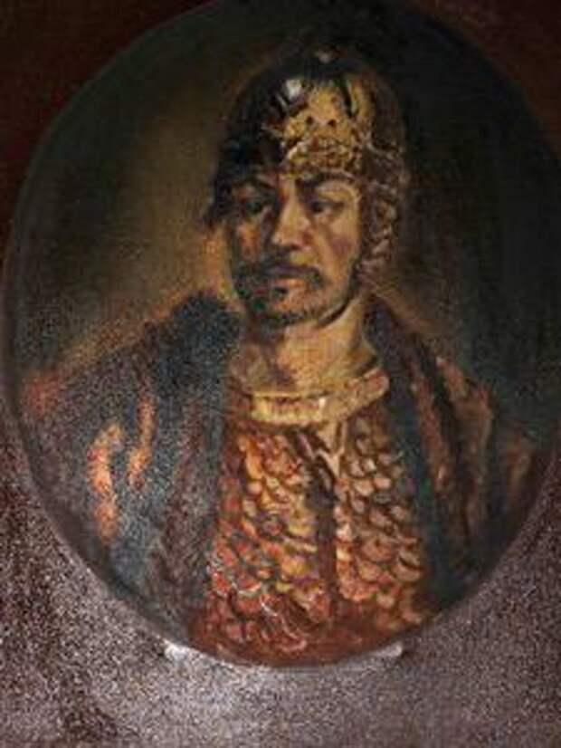Киевский князь Яропо́лк Святосла́вич