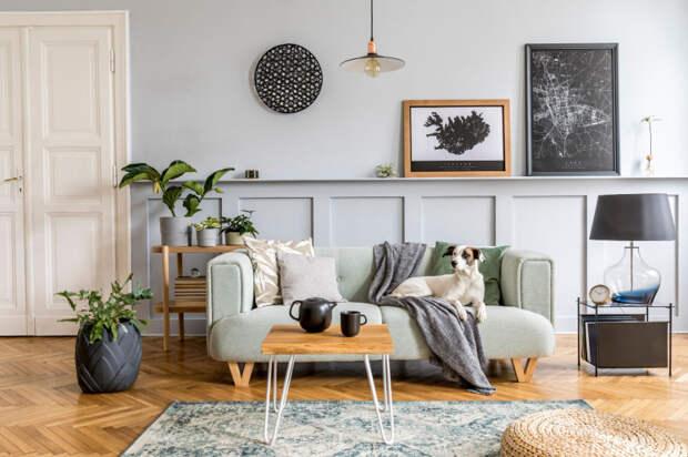 Главные тренды декора дома 2020