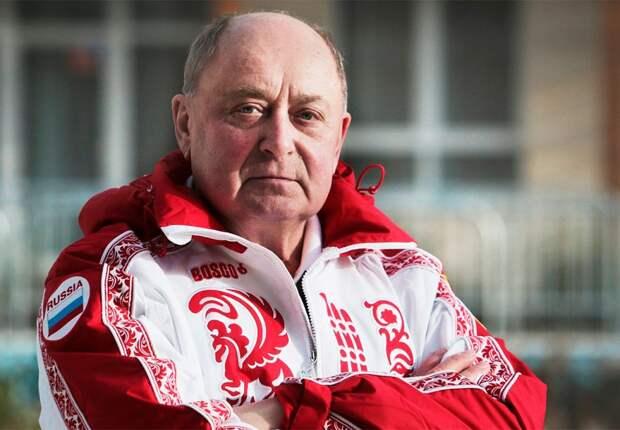 Первый канал покажет фильм «Фабрика чемпионов Алексея Мишина» в честь юбилея великого тренера: видео