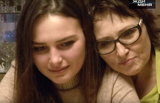 Ольга Синельникова (справа) спустя много лет обрела дочь Веру