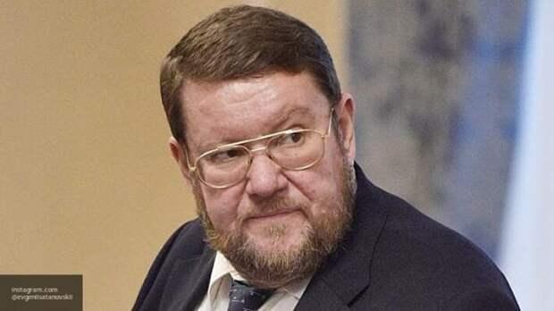 Сатановский назвал «аттракционом неслыханной глупости» новые санкции Украины против России