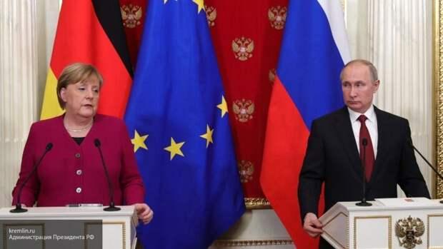 Политолог Иванов оценил шансы США «перевесить» санкциями выгоды от «СП-2»
